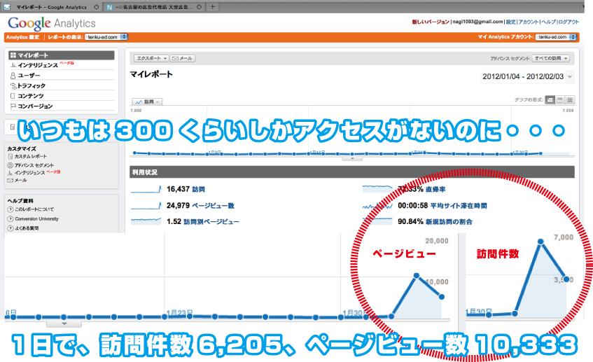 tenku-ad.comブログ