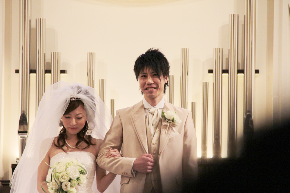 くのちゃん結婚式