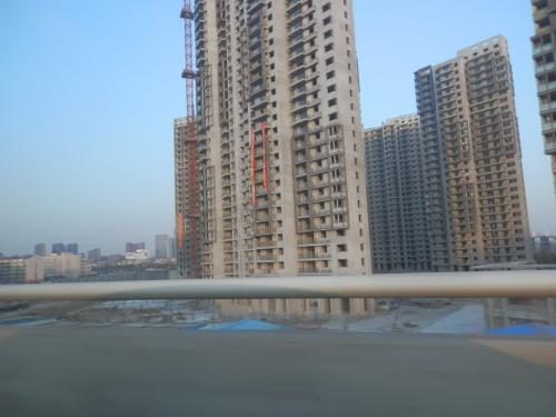 中国のゴーストタウン マンション
