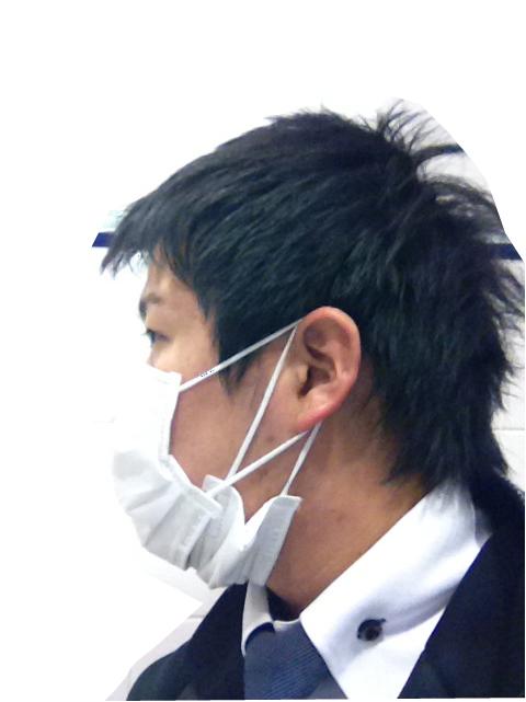 W(ダブル)マスク2