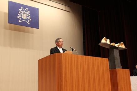 金沢美術工芸大学卒業式