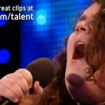Opera duo Charlotte&Jonathan Britain'sGot Talent 2012 audition