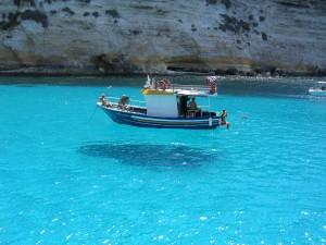 イタリア ランペドゥーザ島 (Lampedusa Island)